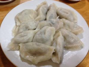 天福2 肉水餃子