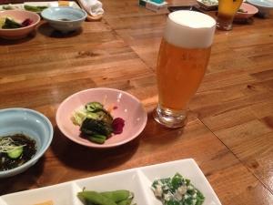 母屋 ビール