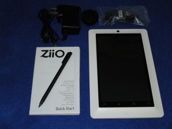 Creative ZiiO 7インチ ZO-7S8G-WT