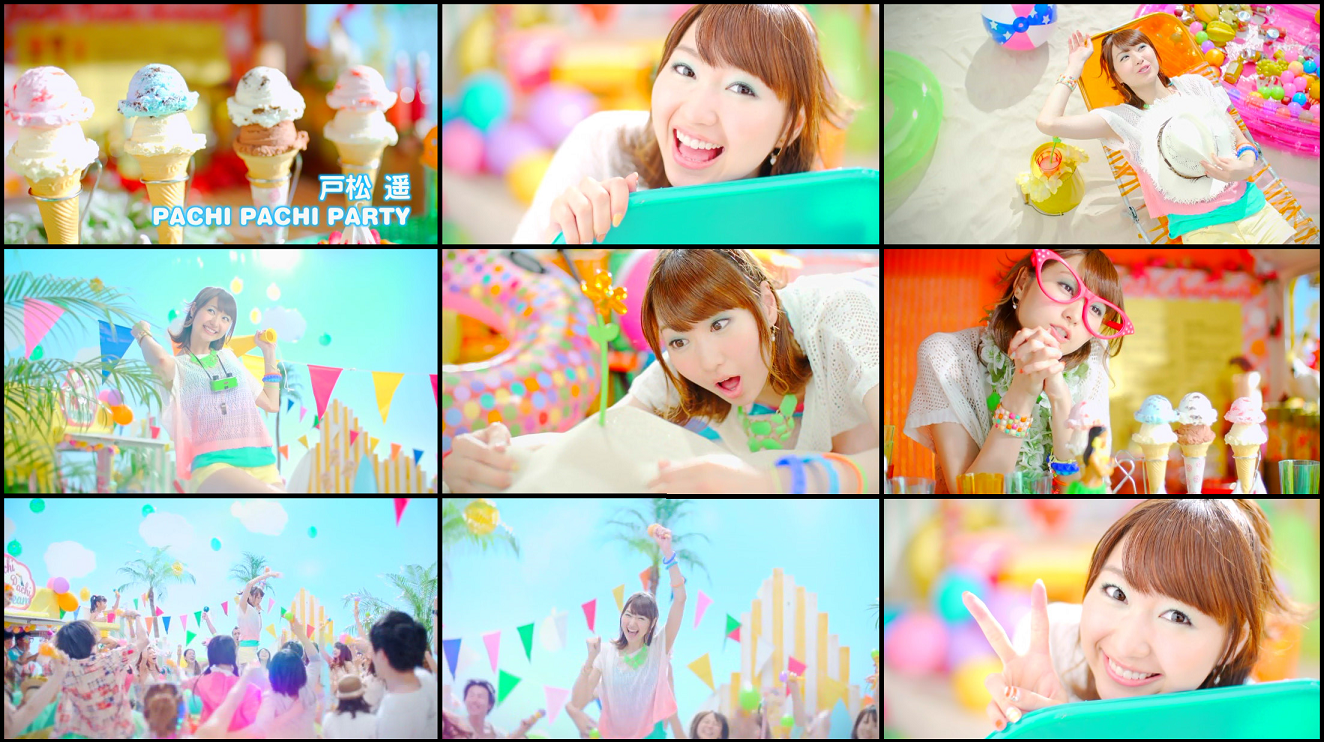 PACHI PACHI PARTY MV