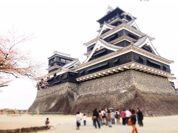 Kuma castle1
