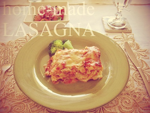 Lasagna lunch2