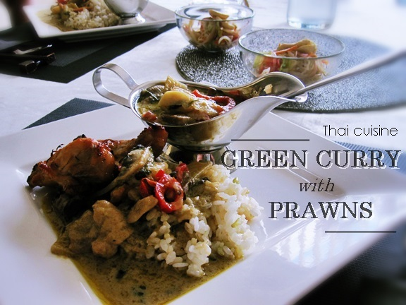 greeen curry