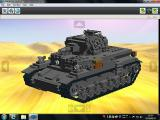 IV号D型戦車_LDD完成_1