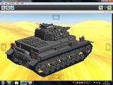 IV号D型戦車_LDD完成_2