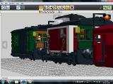 レゴ列車_2両目