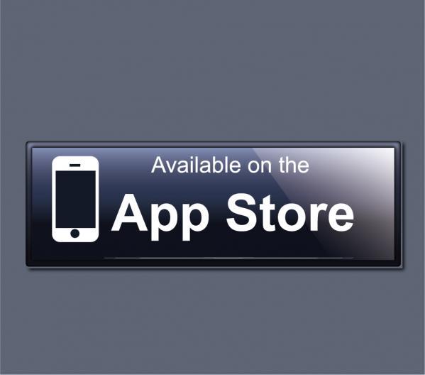 アップルストア ボタン Apps Store Button