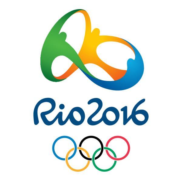 リオデジャネイロ オリンピック ロゴ Rio 2016 Olympic Logo Vector Graphic
