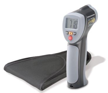 インターコンプ550赤外線温度計