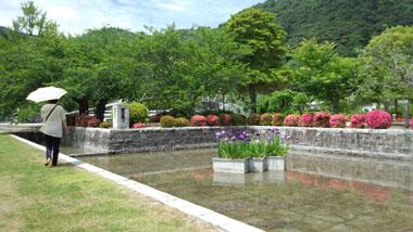 吉香公園を散歩