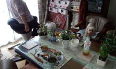 母と昼ごはん2