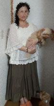 ワンピ→スカート1