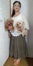 ワンピ→スカート3