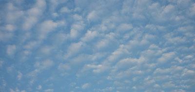 もくもくもくの雲