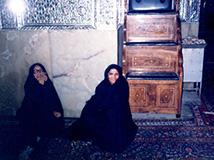 イラン鏡のモスク