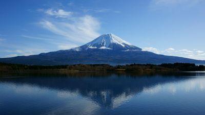 富士山 世界遺産