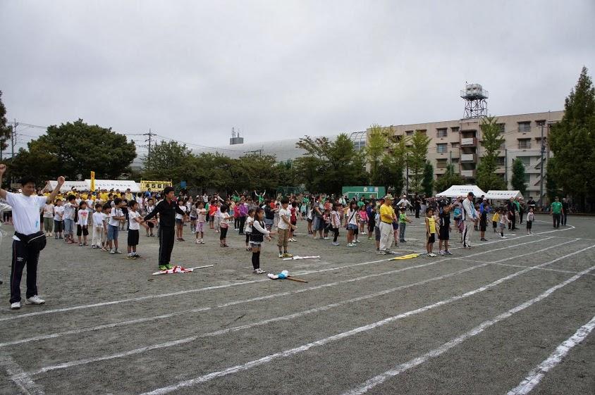 20131006準備体操