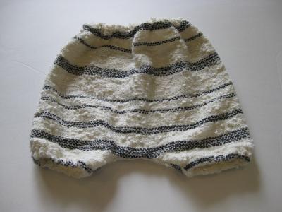 手織りブルマ縮小