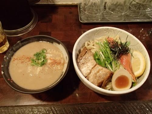 麺屋庄の 鮭つけ麺_convert_20131025133549