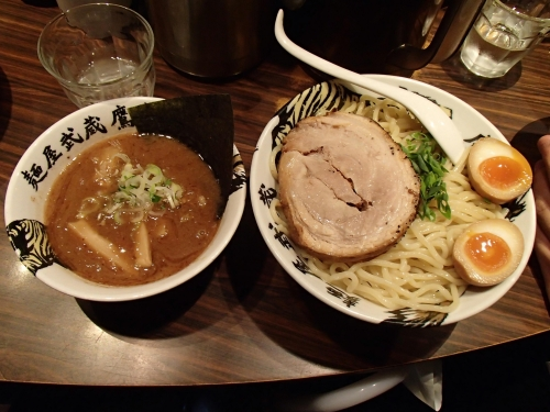 鷹虎 濃厚鷹虎つけ麺_convert_20131114214429