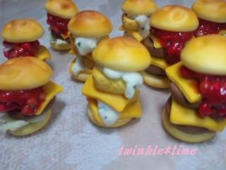 春の祭典2013ハンバーガー 1-4