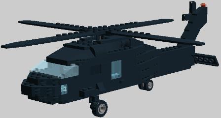 UH-1ブラックオウル