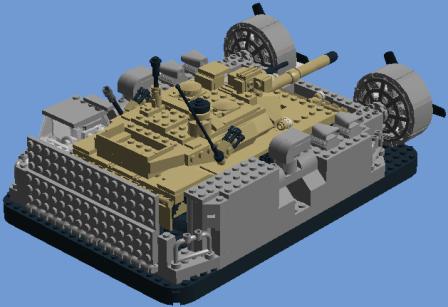 LCAC-01(ゲリュオン搭載)