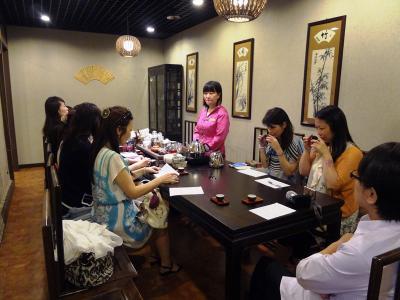 YUMI KATSURA Shanghai Collection 2013 Tour 15