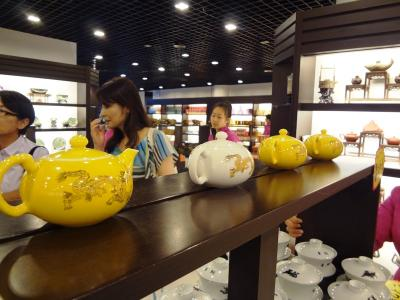 YUMI KATSURA Shanghai Collection 2013 Tour 17