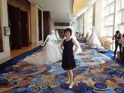 YUMI KATSURA Shanghai Collection 2013 Tour 40