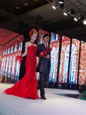 YUMI KATSURA Shanghai Collection 2013 Tour 51