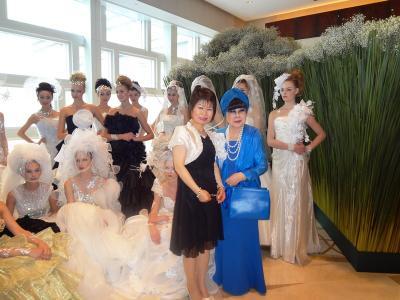YUMI KATSURA Shanghai Collection 2013 Tour 68
