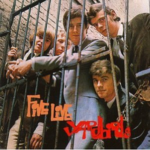 THE YARDBIRDS「FIVE LIVE YARDBIRDS」