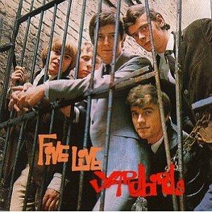 THE YARDBIRDS「FIVE LIVE YARDBIRDS」