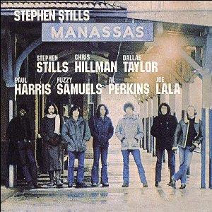 STEPHEN STILLS「MANASSAS」