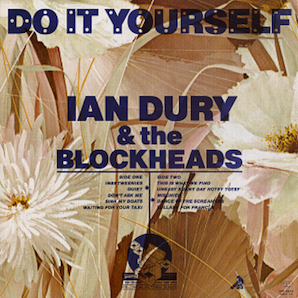 IAN DURY THE BLOCKHEADS「DO IT YOURSELF」
