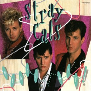 STRAY CATS「BLAST OFF」