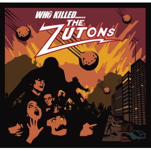 THE ZUTONS「WHO KILLED THE ZUTONS」