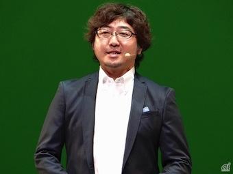 LINE の森川亮社長