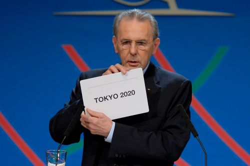 2020年のオリンピック/パラリンピックの開催都市は東京に決定。