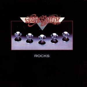 AEROSMITH「ROCKS」