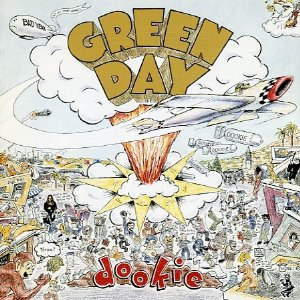 GREEN DAY「DOOKIE」