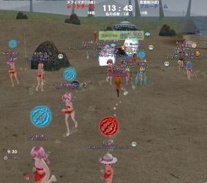 ドキ!水着だらけの海イベント2013