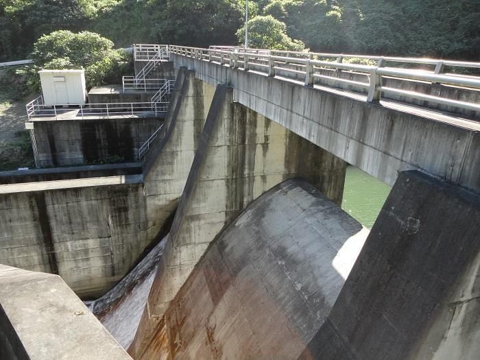 屋敷川取水