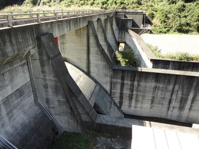 相沢川取水