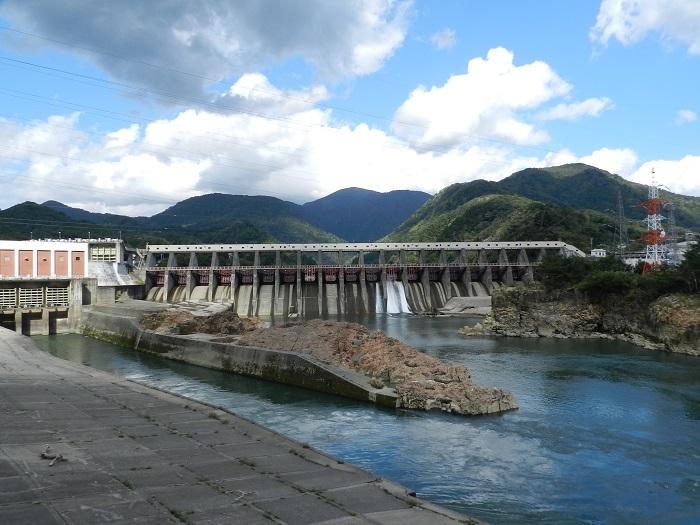 12鹿瀬ダム