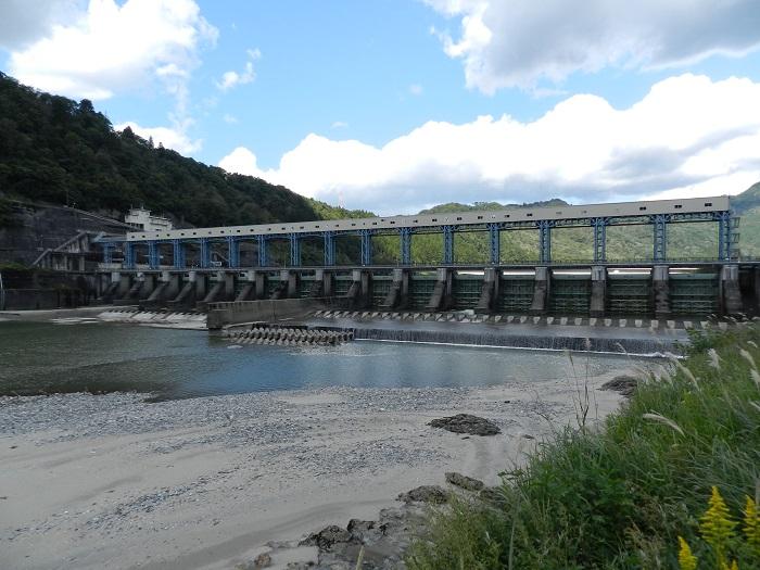 11揚川ダム