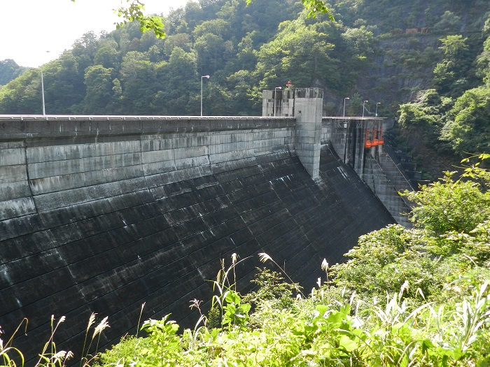 10早出川ダム