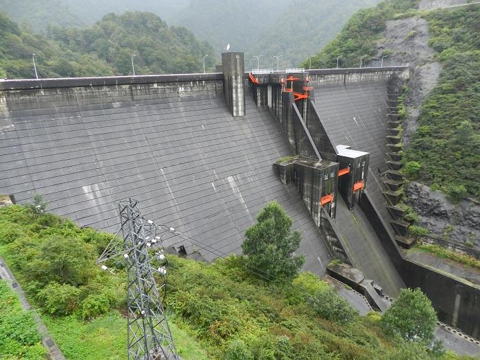 03胎内川ダム