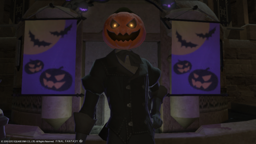 かぼちゃのおばけな守護天節10